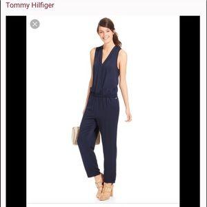 Navy Tommy jumpsuit